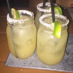 Margaritas at Barkersfield