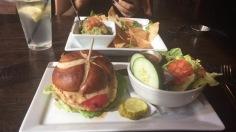 Burger's at BurgerHaus