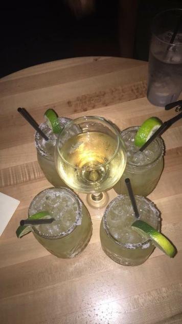 Margarita's at Bakersfield, once again.
