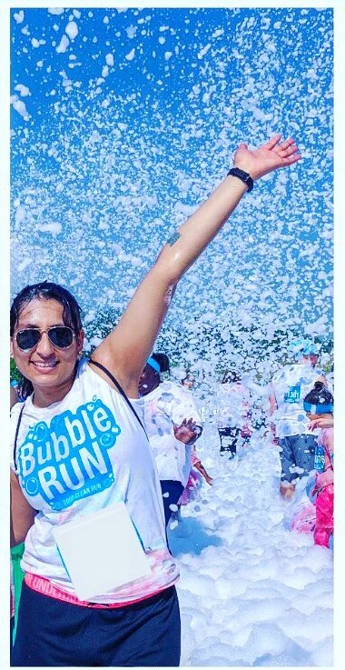 Bubble Run 5K Memphis