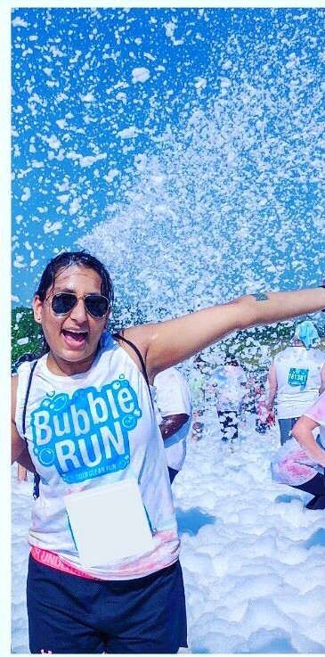 The Bubble Run 5K Review