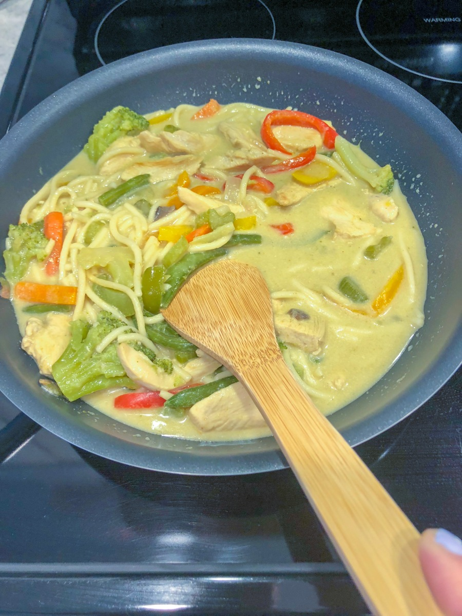 Easy Thai Curry (for most dietary restrictions)